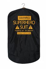 PERSONALISED SUPERHERO SUIT CARRIER